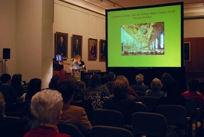 El arte de Giambattista Tiepolo es vital, creativo e implica al espectador. Gabinete de comunicación del Gobierno de Aragón
