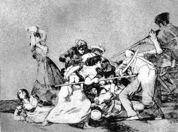"""Rememoran el bicentenario del """"mensaje humanista"""" de Goya. La Jornada (México)"""