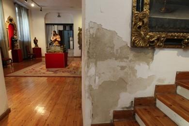 Obras de Goya, Gregorio Fernández y Pedro de Mena en peligro por las termitas. El Mundo.es