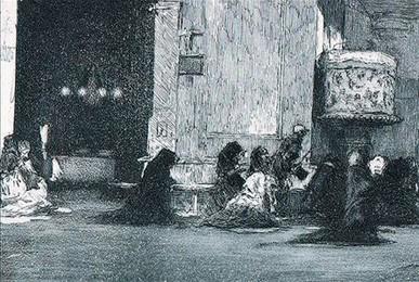 Goya, el arte de grabar. El Periódico