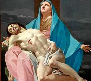Un joven Goya se apropia de una Piedad atribuida hasta ahora a Bayeu. Heraldo de Aragón