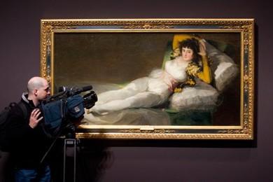 Todo Goya a un clic, o dos. El País