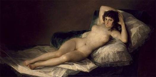 Mena dice que el 10% de las obras atribuidas no son de Goya. El Periódico de Aragón