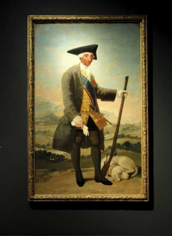 Goya conquista Londres. Heraldo.es