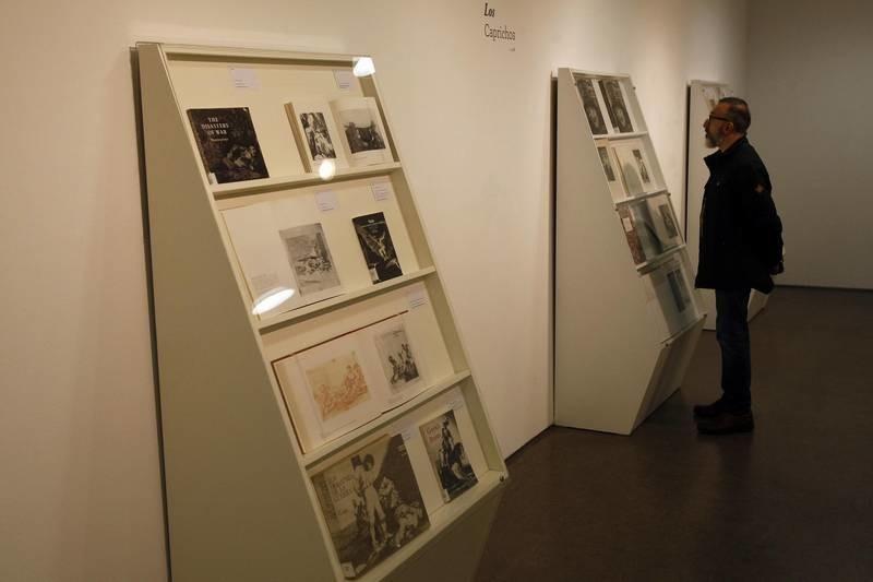 La Fundación Goya se fija en su faceta grabadora. Elperiodicodearagon.com