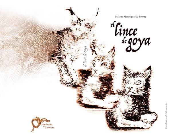 Portada 'El lince de Goya'