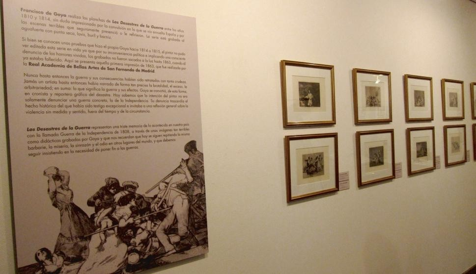 Sala de exposiciones Ibercaja en Logroño