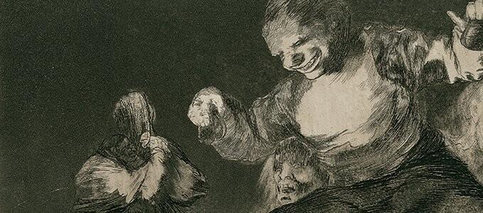 Goya tres miradas