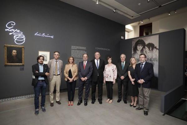 Goya y Buñuel, dos genios separados 150 años y unidos por muchas afinidades