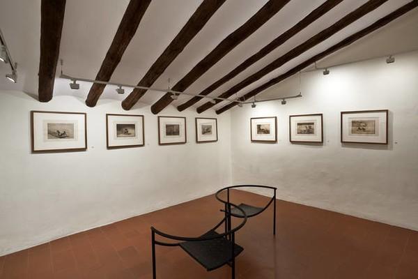 La serie completa de la 'Tauromaquia' de Goya se expone en Fuendetodos