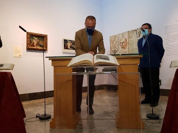 Fundación CAI cede en depósito al Museo de Zaragoza su colección de 211 estampas de Goya