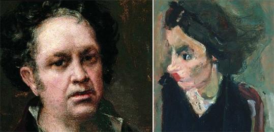 Goya y sus secuaces toman Milán. El País