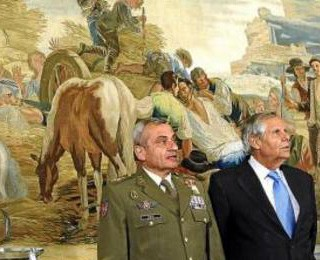El tapiz de Goya