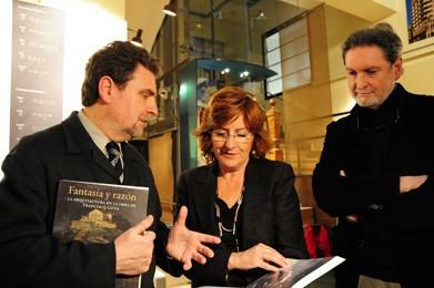 Broto: Queremos profundizar en la figura de Goya desde una mirada diferente. Gabinete de comunicación Gobierno de Aragón