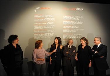 El Museo de Zaragoza presenta un vídeo sobre Goya y Zapater. El Periodico de Aragón