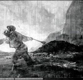 El verdadero dilema de un Goya original. ABC