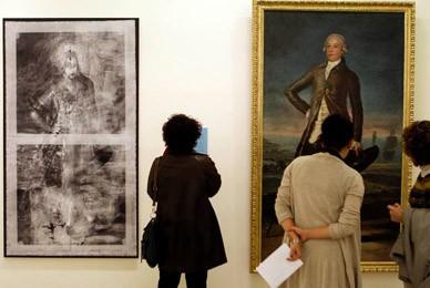 La reflectología saca a la luz un nuevo 'arrepentimiento' de Goya. El País