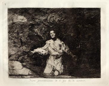 El catálogo online de la Fundación Goya muestra 'Los desastres de la Guerra'. Heraldo.es