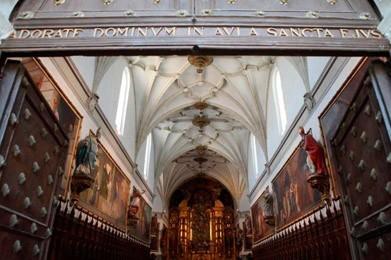 La restauración de las pinturas de Aula Dei, la catedral de Tarazona o el castillo de Caspe, en un ciclo de conferencias. Lainformacion.es