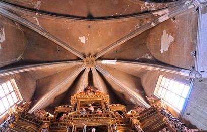 Callizo afirma que en 30 años se ha restaurado más patrimonio que en los 200 precedentes. Heraldo de Aragón