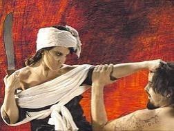 Las pinturas negras de Goya cobran vida en el escenario. Laverdad.es