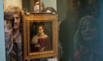 Lección de economía en el museo. Heraldo de Aragón
