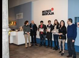 Fundación Goya en Aragón entrega los premios de su concurso de ilustración El Viaje a Italia de Francisco de Goya. Gobierno de Aragón