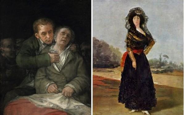 Otoño de Goya en la National Gallery. Expasion.com