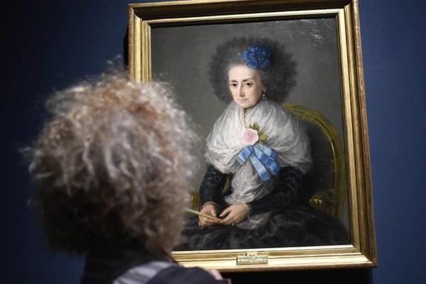 Goya conmueve con sus retratos en la National Gallery de Londres. Heraldo.es
