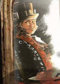 Se aproxima un cómic sobre un gran pintor español. Goya: Lo sublime terrible. fantasymundo.com