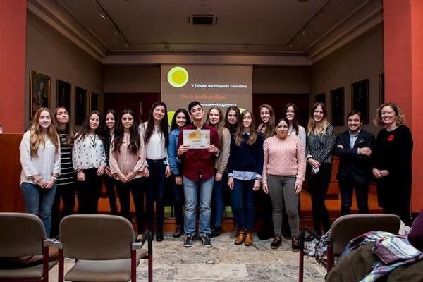 Goya agiganta su figura desde la mirada de alumnos de 4º de ESOº