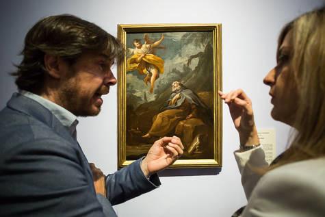El Prado 'descubre' un Goya entre los fondos del Museo de Zaragoza