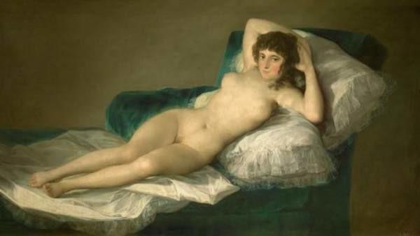 'La maja vestida' de Goya viaja más que la desnuda con los préstamos del Museo del Prado
