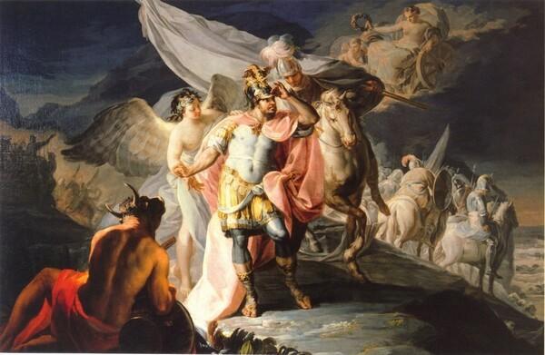 La Fundación Amigos del Museo del Prado dona al Museo del Prado el 'Anibal' que Goya presentó al concurso de Parma
