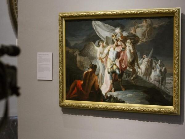 El Museo del Prado compra el 'Aníbal' que Goya presentó al concurso de Parma