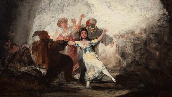 Goya y Buñuel: paralelos y oblicuos