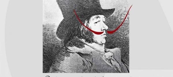 Del capricho al disparate. Francisco de Goya y Salvador Dalí