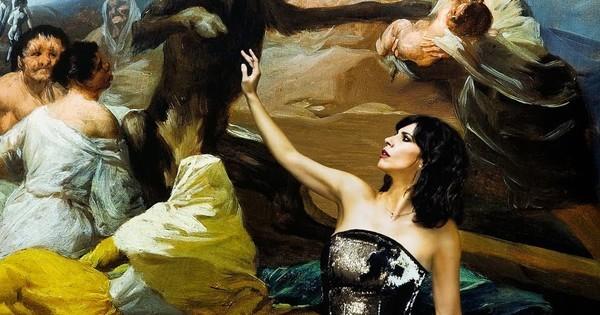 Bárbara Lennie o Maribel Verdú 'entran' en los cuadros de Goya para