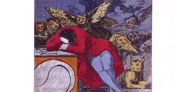 """""""Del capricho al disparate. Francisco de Goya y Salvador Dalí"""", por primera vez en México"""