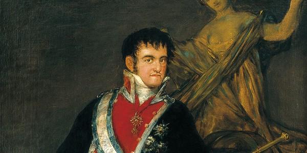 El retrato de Fernando VII de Goya, obra invitada del Museo de Bellas Artes de Asturias