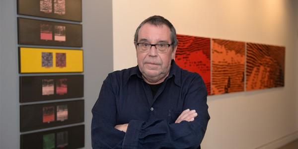 """Gonzalo Tena: """"Goya supo quedarse con lo esencial de la pintura, tal vez lo negro"""""""