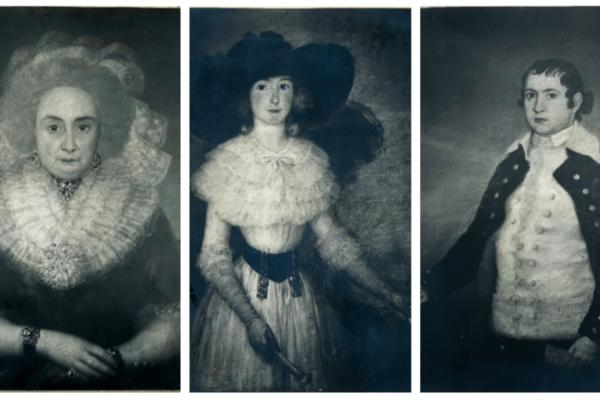 El Museo de Bellas Artes de Bilbao recupera tres cuadros de Goya extraviados en la Guerra Civil