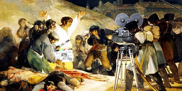 Goya, protagonista de un ciclo en la Filmoteca de Zaragoza