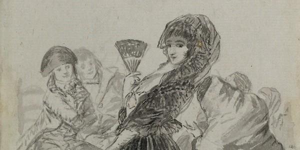 La Biblioteca Nacional reivindica con una gran exposición la figura del oscense Valentín Carderera