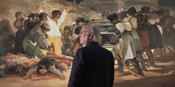Los universos de Saura y Goya se unen en una experiencia audiovisual y expositiva