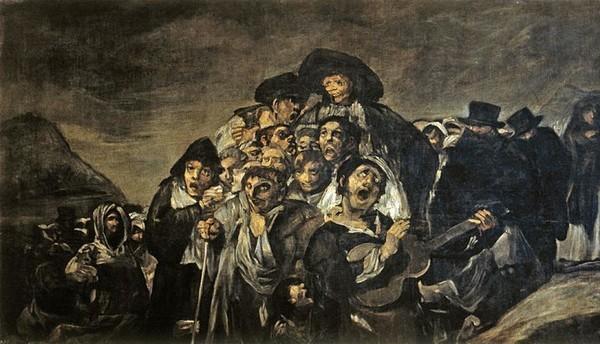 Berna González Harbour publica 'El sueño de la razón' (Destino), una novela negra sobre el pintor aragonés