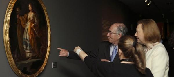 Las raíces aragonesas de Goya se exponen en Zaragoza