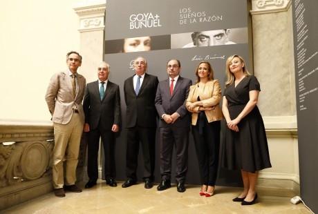 'Goya y Buñuel. Los sueños de la razón', un homenaje a dos grandes de la cultura universal