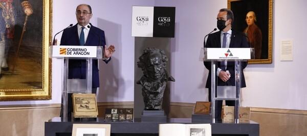 Programa de actividades por el 275 aniversario de Francisco de Goya