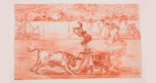 'Ligereza y atrevimiento. Dibujos de Goya' en el nuevo Centro Botín